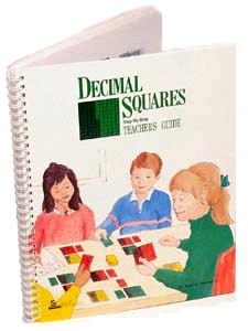 Decimal Squares® Teachers Guide